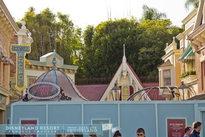 [Disneyland Park] Main Street, U.S.A.: remaniement des points de restauration (2012) et agrandissement (2015) IMG_9133