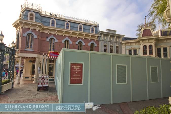 [Disneyland Park] Main Street, U.S.A.: remaniement des points de restauration (2012) et agrandissement (2015) IMG_9602