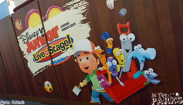 [Disney's Hollywood Studios & Disney California Adventure] Disney Junior Live on Stage! (2011) P1010813