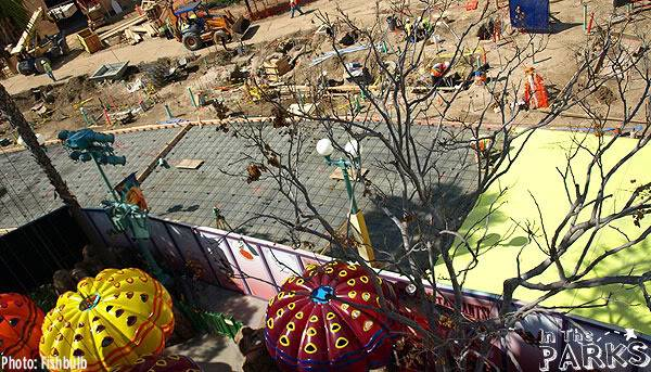 [Disney California Adventure] Placemaking: Pixar Pier, Buena Vista Street, Hollywood Land, Condor Flats - Page 4 P1010653