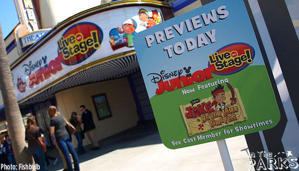 [Disney's Hollywood Studios & Disney California Adventure] Disney Junior Live on Stage! (2011) P1012592
