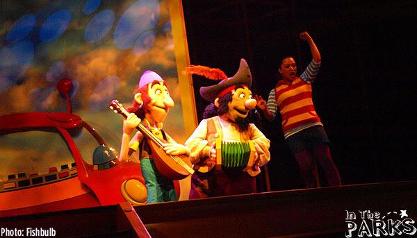 [Disney's Hollywood Studios & Disney California Adventure] Disney Junior Live on Stage! (2011) P1012716