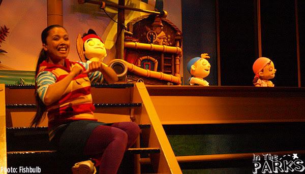 [Disney's Hollywood Studios & Disney California Adventure] Disney Junior Live on Stage! (2011) P1012728