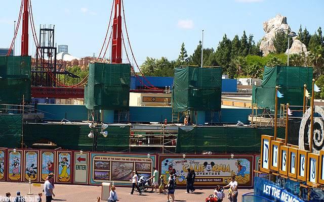 [Disney California Adventure] Placemaking: Pixar Pier, Buena Vista Street, Hollywood Land, Condor Flats - Page 6 P1015530