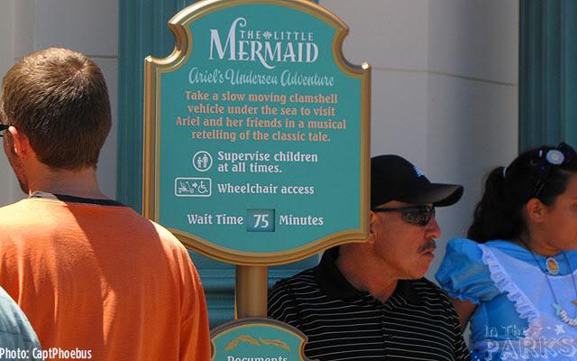 [Disney California Adventure] The Little Mermaid: Ariel's Undersea Adventure (2011) - Page 18 IMG_3824