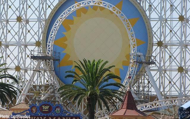 [Disney California Adventure] California Screamin' (2001) DCA-9-13-11-13