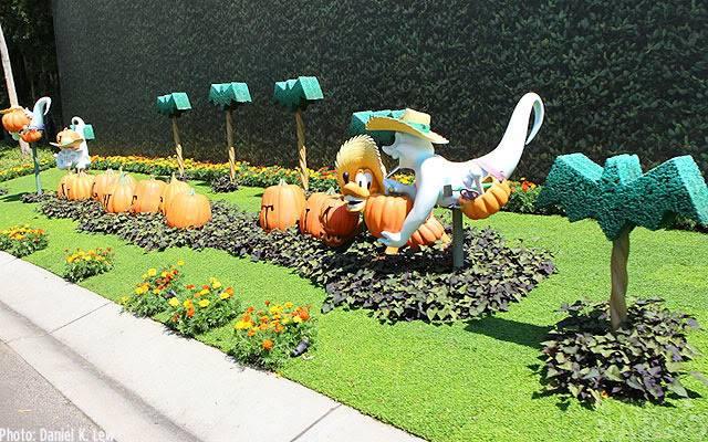 [Disneyland Resort] Halloween Time 2011 DL-9-13-11-53