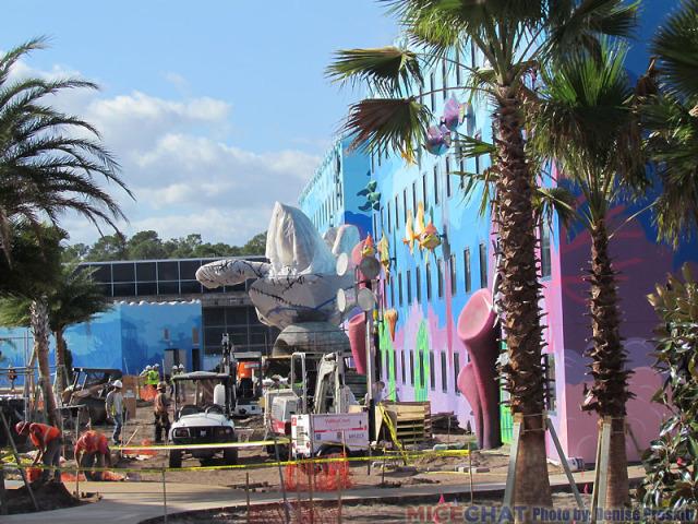 [Walt Disney World Resort] Disney's Art of Animation Resort (2012) - Page 3 IMG_7982
