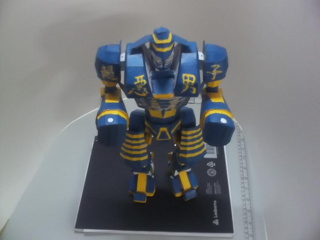 "robot de pelicula ""gigantes de acero"" -Terminado- 100_0382"