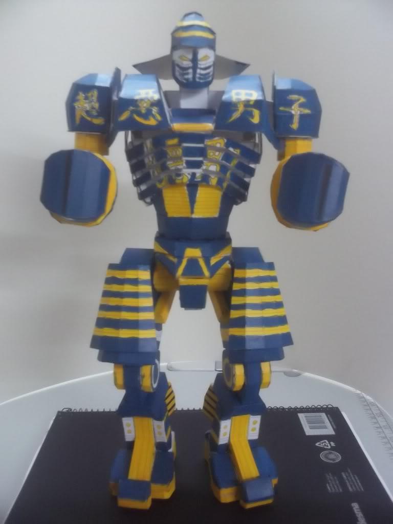 "robot de pelicula ""gigantes de acero"" -Terminado- 100_0383"