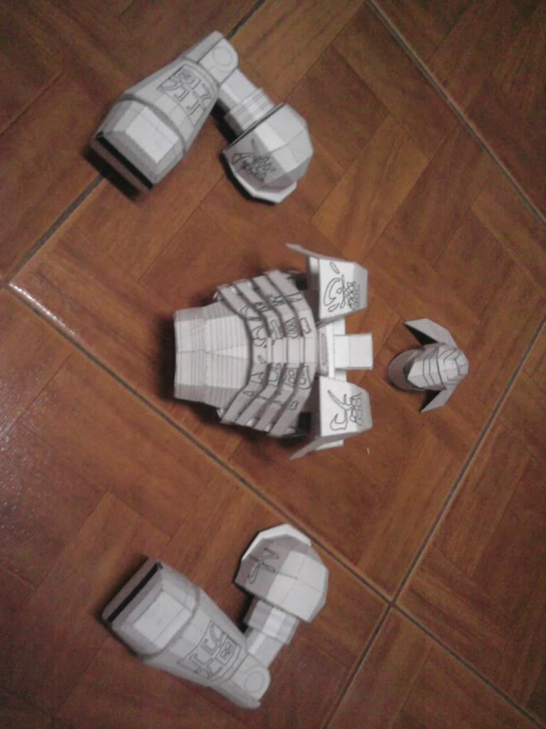 "robot de pelicula ""gigantes de acero"" -Terminado- Foto0079"