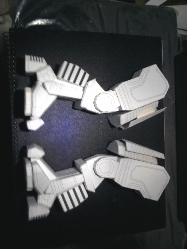 "robot de pelicula ""gigantes de acero"" -Terminado- Foto0091"