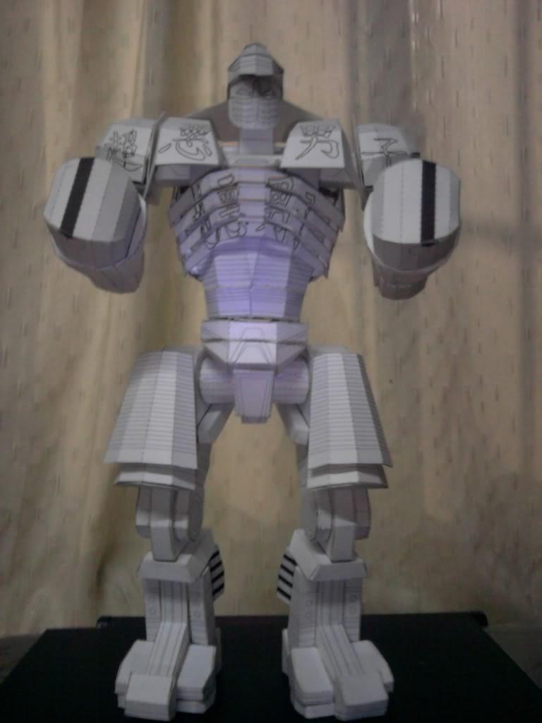 "robot de pelicula ""gigantes de acero"" -Terminado- Foto0095"