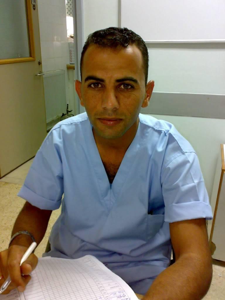 الفريق التمريضي الحالي لــ قسم باطنة رجال Ameen