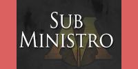 Sub-Ministro