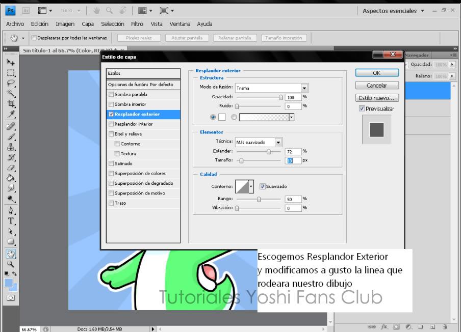 Tutorial: Dibujo Basico en Photoshop T15