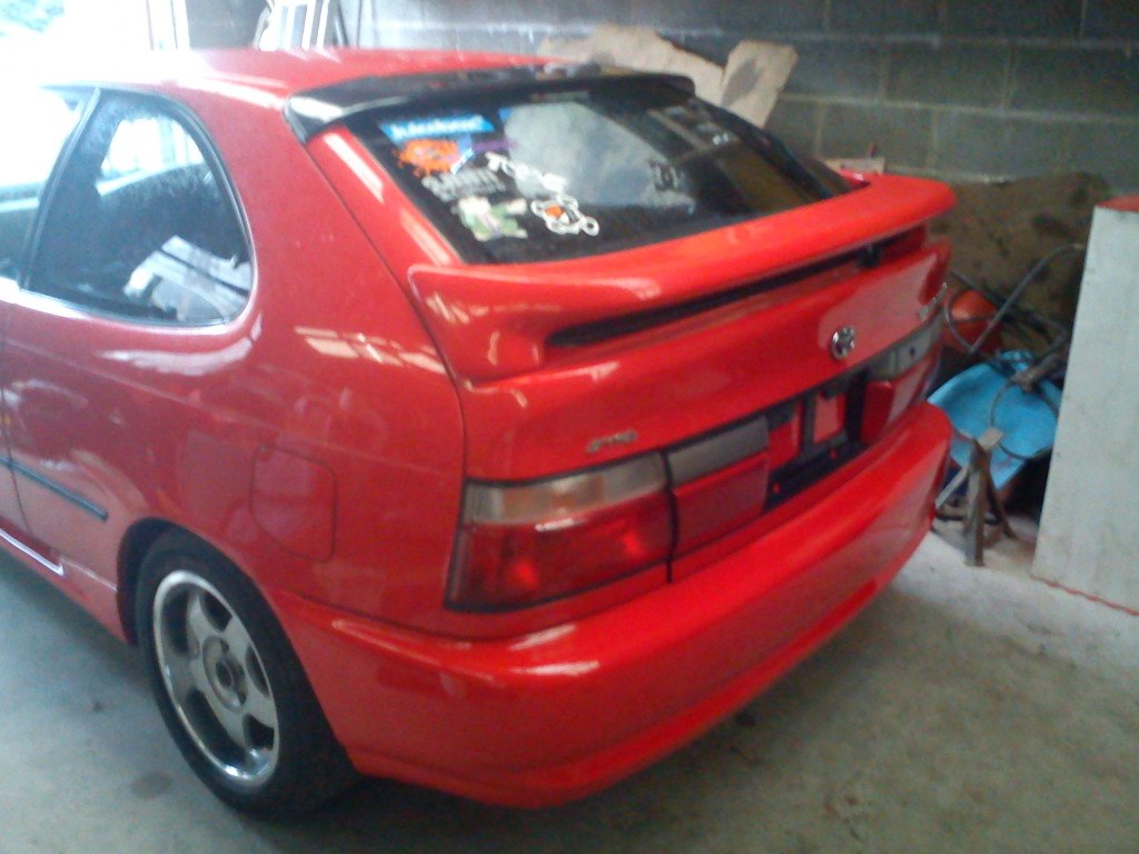 My e10 corolla hatch *Update 02-04-14* - Page 2 DSC09284