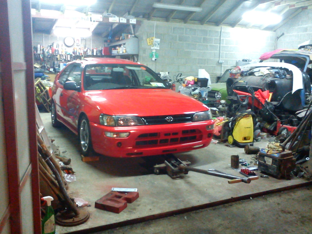 My e10 corolla hatch *Update 02-04-14* - Page 2 DSC09295