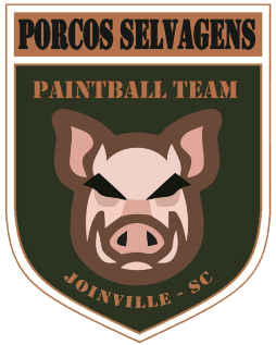 Porcos Selvagens Paintball Team 480