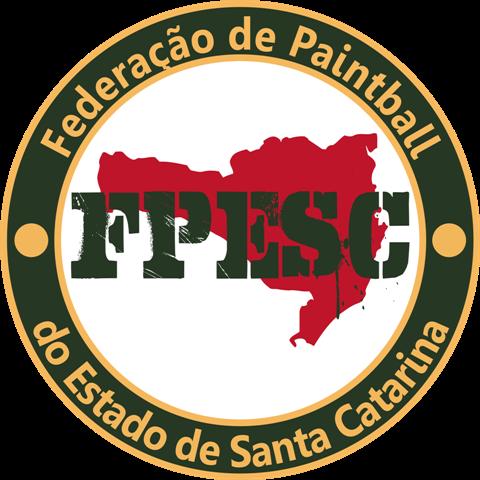 FEDERAÇÕES DE PAINTBALL - BRASIL LogoFPESC480X480
