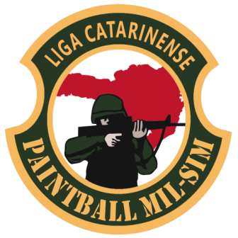 Liga Catarinense de Paintball Milsim Logoliga336