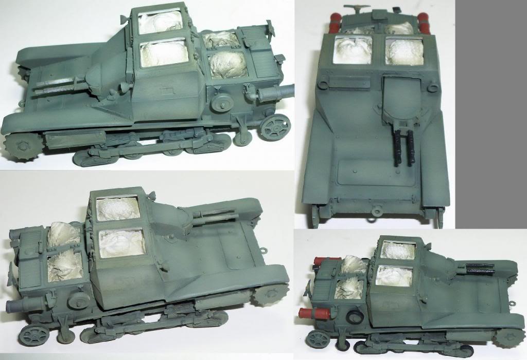 CV3/33 Carro Veloce Primer vehículo Blindado de Venezuela CV332_zpsd1bc7225
