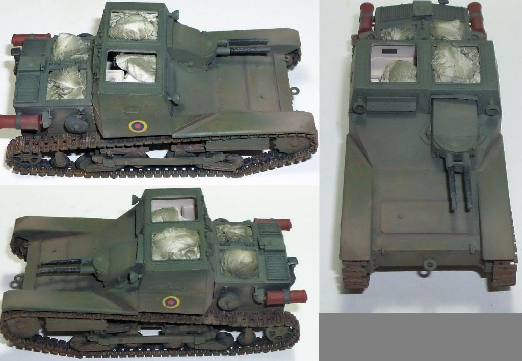CV3/33 Carro Veloce Primer vehículo Blindado de Venezuela CV333_zps9f08f643