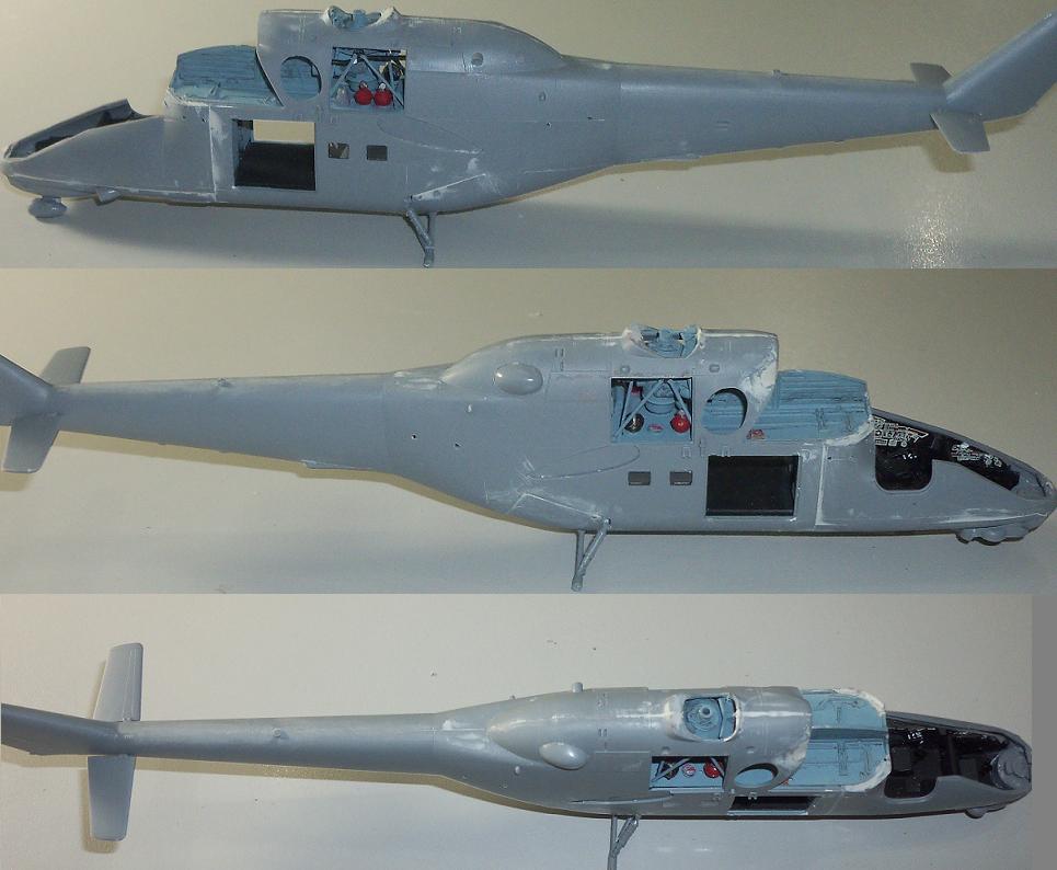 MI17V5 Venezolano/ Hobby boss MI8T 1/72 en proceso Caribe2_zps20d47a6f