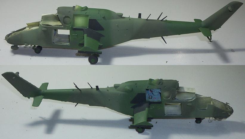 MI17V5 Venezolano/ Hobby boss MI8T 1/72 en proceso Caribe7_zps64ceeacb