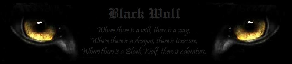 Black Wolf RPG