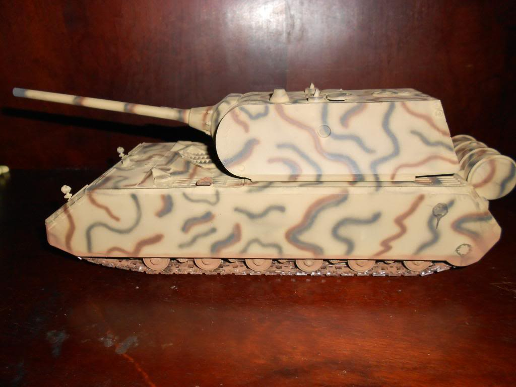 German Super Tank Maus Cyber-hobby 1/35 012_zps7ad3fc45
