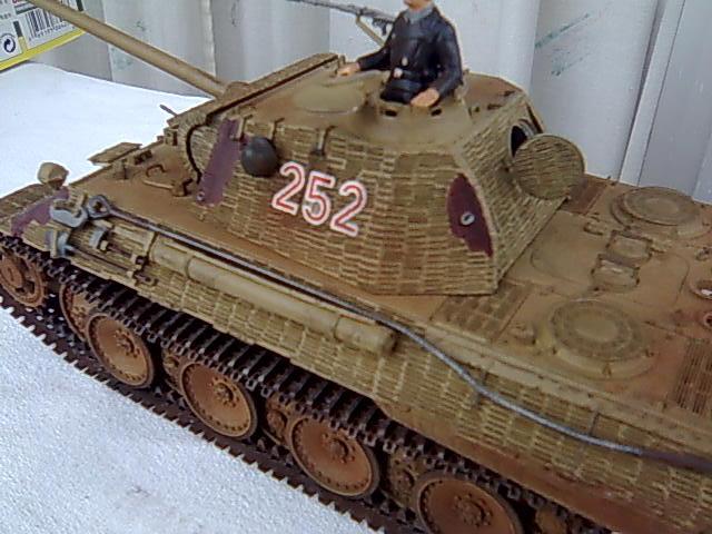 Panther ausf A 1/35 Tamiya Imagem0062_zps8a536222