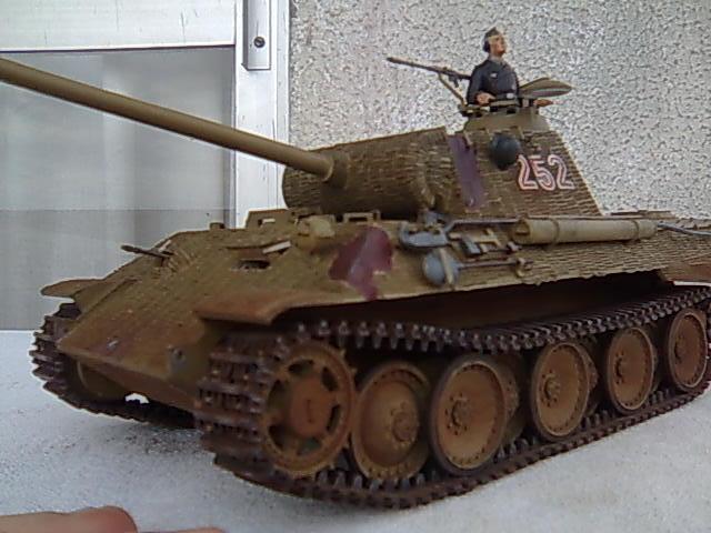 Panther ausf A 1/35 Tamiya Imagem0072_zps629611c2