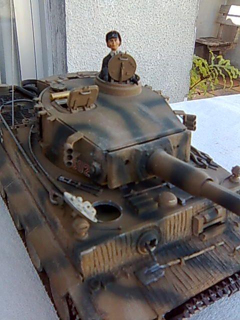 Tiger I 2 SS Pz Gren.Div. Das Reich 1/35 Tamiya Imagem0085_zps4a1456f0