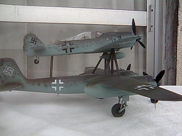 Ta-154 mistel Dragon 1/48 Imagem014_zps80828477