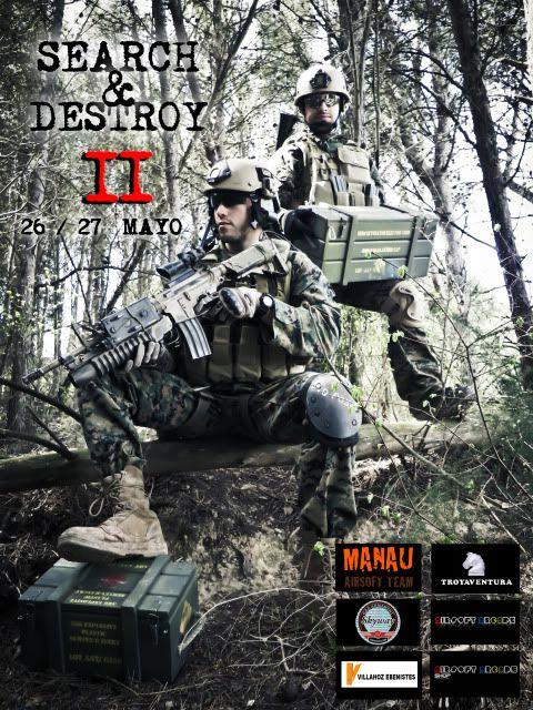 Search and destroy II 7 horas 26 y 27 de mayo IMGP0519