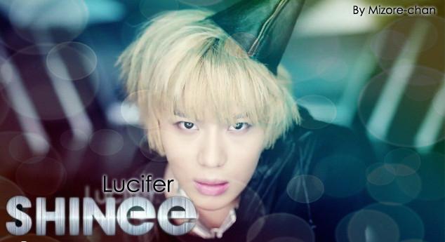 Taemin Lucifer Taefer_