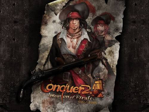 Conquer Online's New Reveal Explosive Pirate Skill Video! Co_pirateposter
