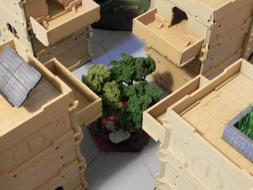 Décors Micro Arts Studio Zen-garden