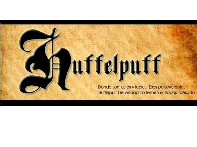 Sombrero Seleccionador Hufflepuff