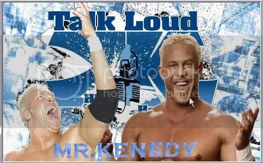 Je cree des Gifs,des Banniere et les entrance pour Tag team MR.KENEDEY