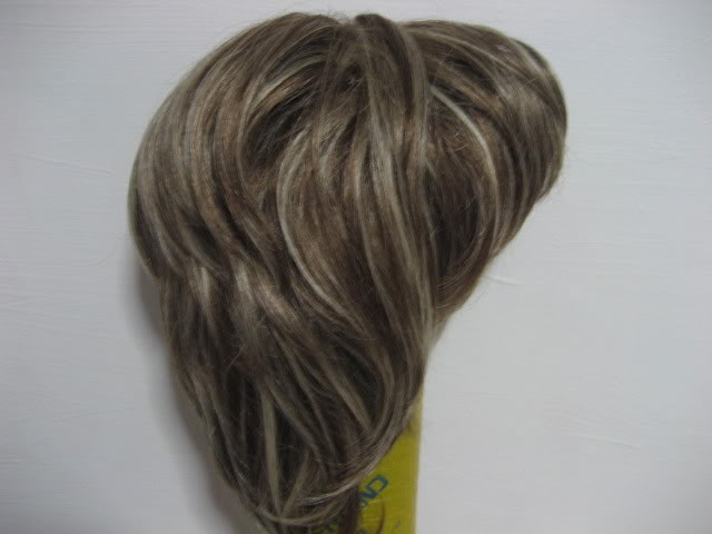 WTS:Mixed colour wig 037