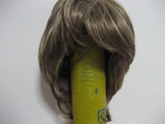 WTS:Mixed colour wig 038