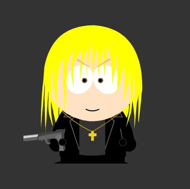 Crea tu personaje de South Park aqui :3 Mello