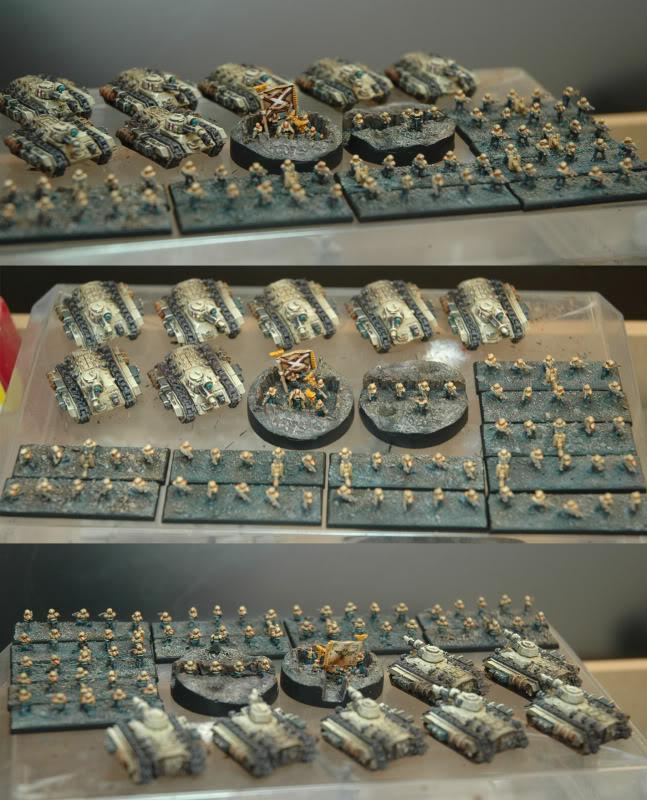 Geyser - 3.000 - Garde Impériale et DeathWatch - Terminé - Page 2 Cie-InfanterieMecha01