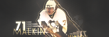 Pittsburgh Penguins. MalkinV3