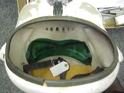 Original helmet interiors EsbHDPE05
