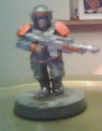 Void Scorpions Nomadlegiontrooper