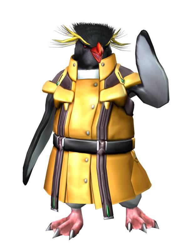 Dark Icy Penguin 3ebc674b