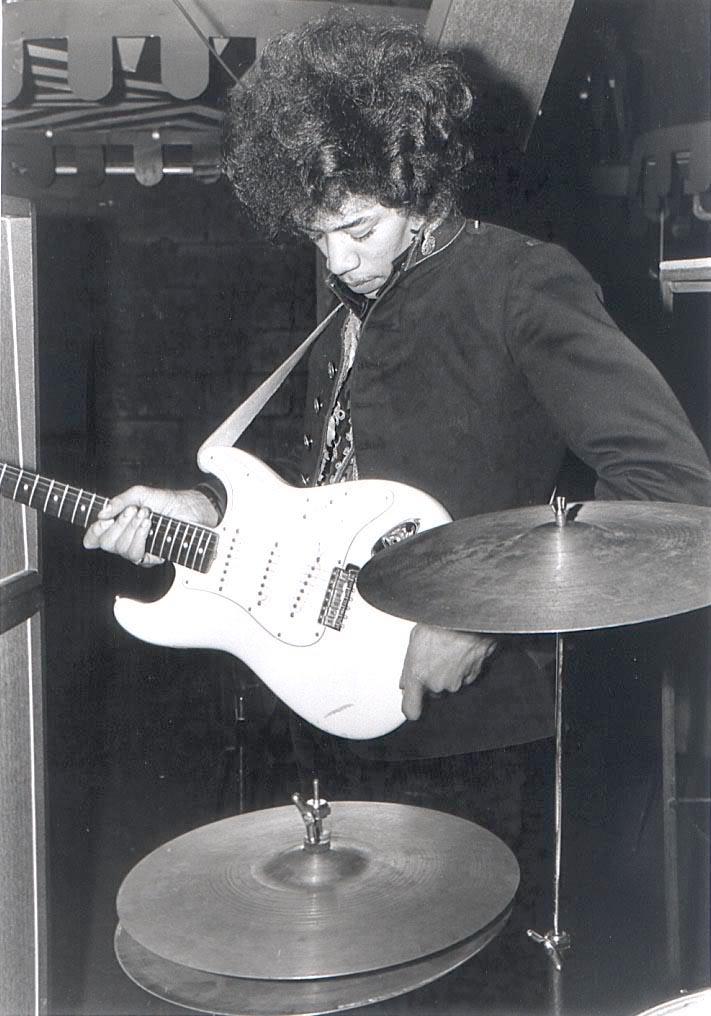 Londres (Marquee Club) : 24 janvier 1967  19670124